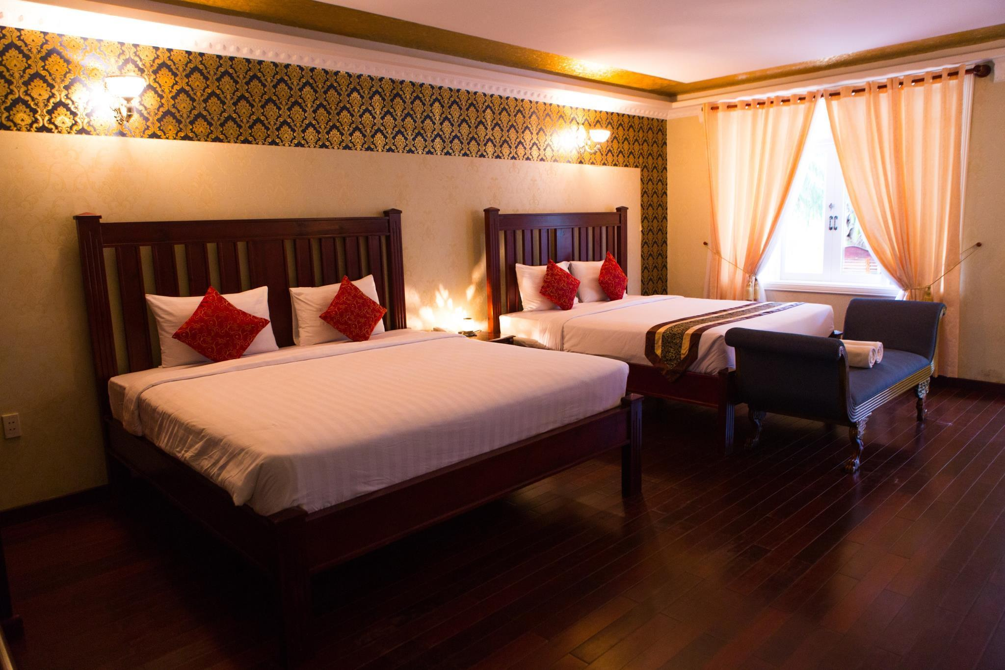 Phòng Gia đình Grand Deluxe (4 người) (Grand Deluxe Family (4 persons))