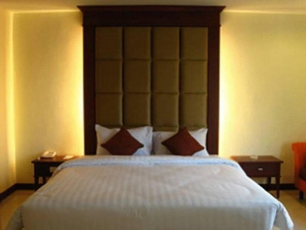 Superior - Bett Crystal Palace Hotel Pattaya