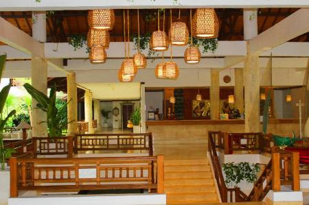 Лобби Sol Beach House Bali-Benoa All Inclusive by Melia Hotels International