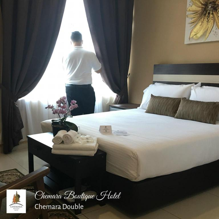 Deluxe - Double Chemara Boutique Hotel