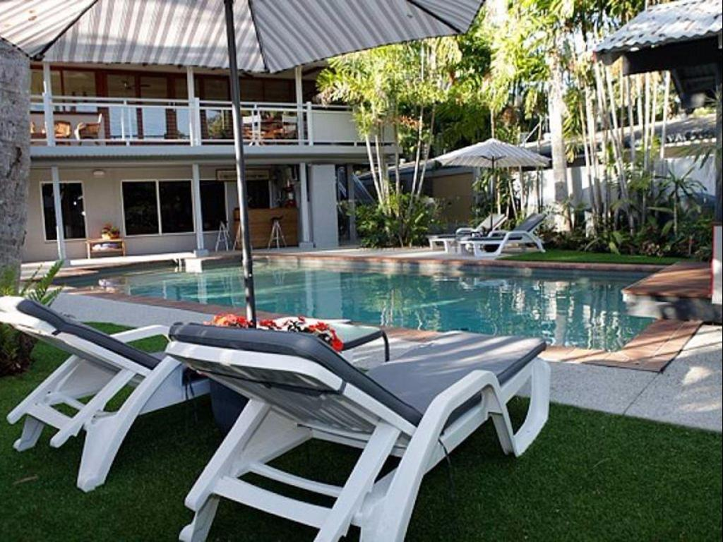 Бассейн Sundeck Beachside Port Douglas