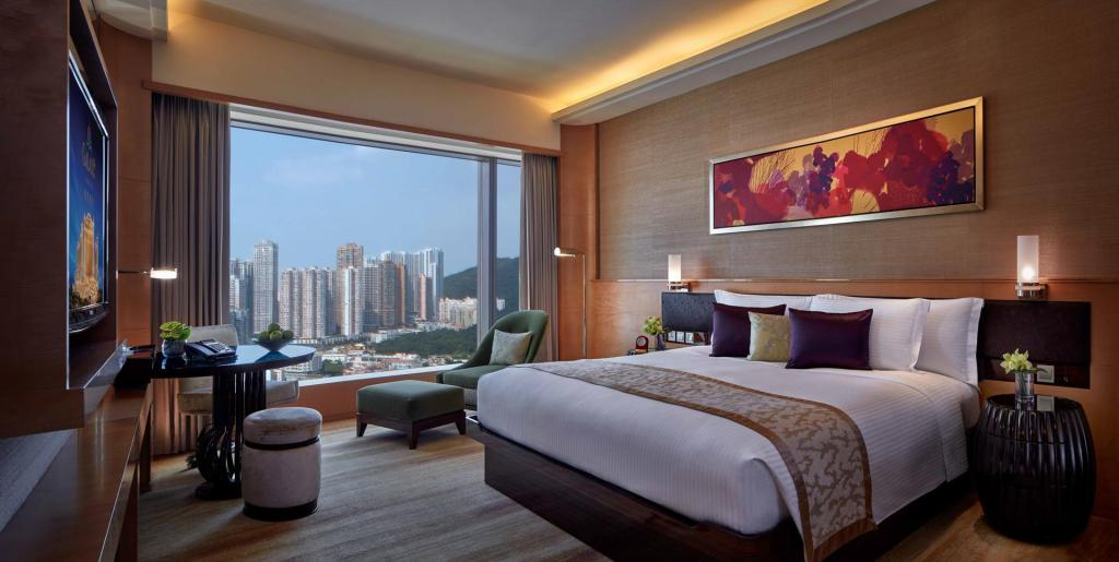 Deluxe City King - Bedroom Galaxy Macau