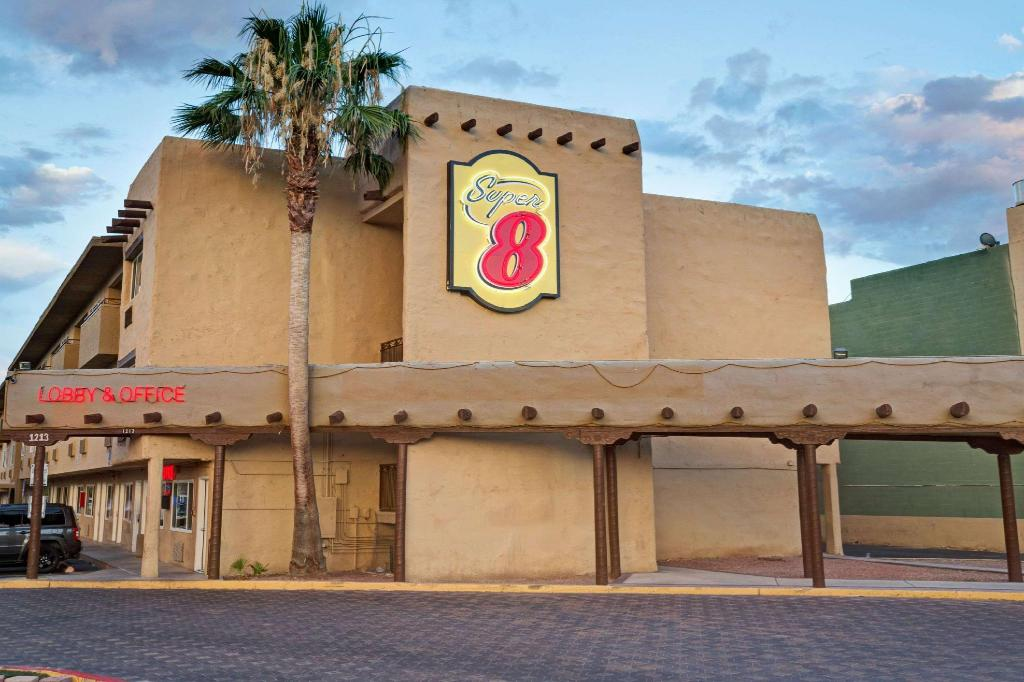More about Super 8 By Wyndham Las Vegas North Strip/Fremont St. Area