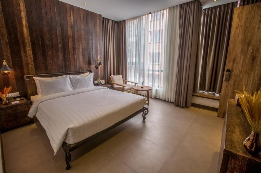 Superior Double Room - Bed Eman-Sim Boutique Hotel