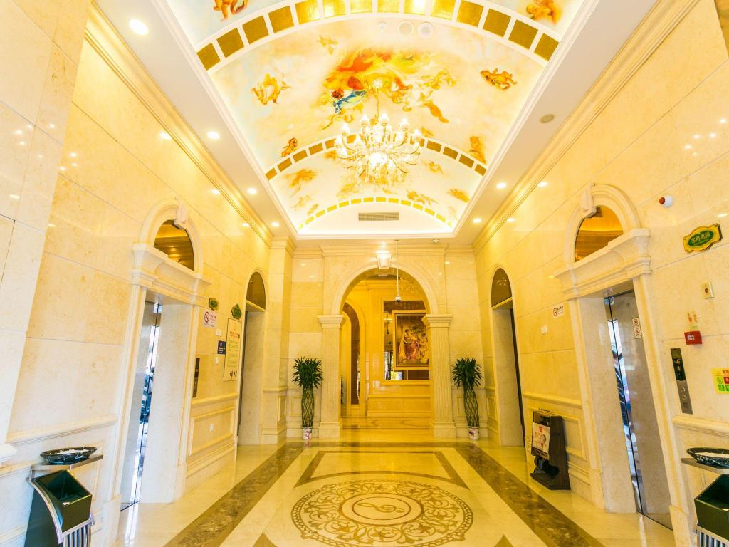 Best Price On Vienna International Hotel Shanghai Hongqiao Airport Convention  U0026 Exhibition