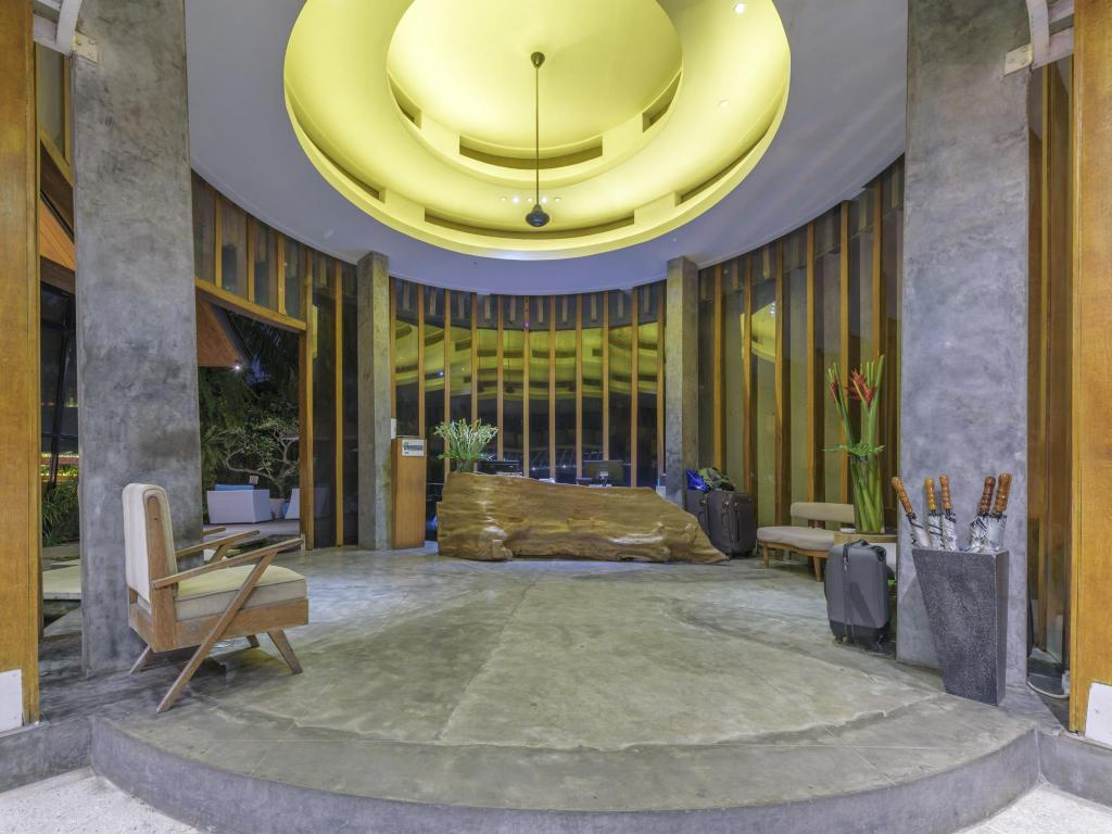 Lobby Maca Villas & Spa