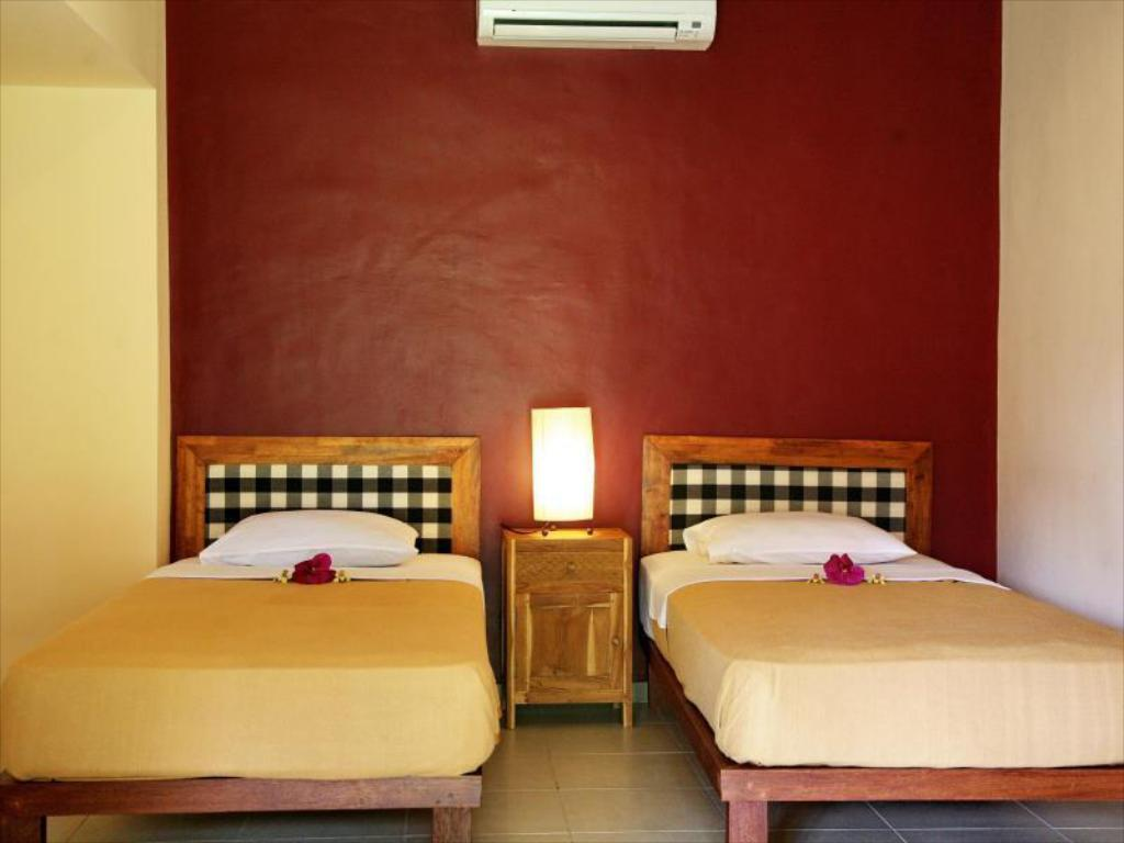 Deluxe Double or Twin Room - Bed Lokasari Ubud