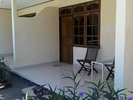 Balkon/teras Kiky Home Stay