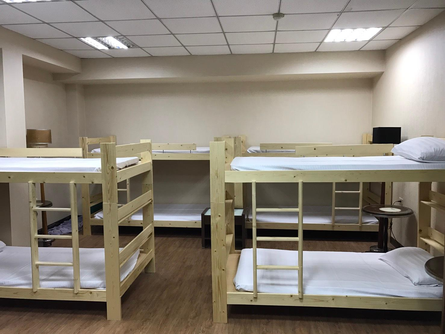 Backpacker客房 - 按床計價 (Backpackers Room (Price per bed))