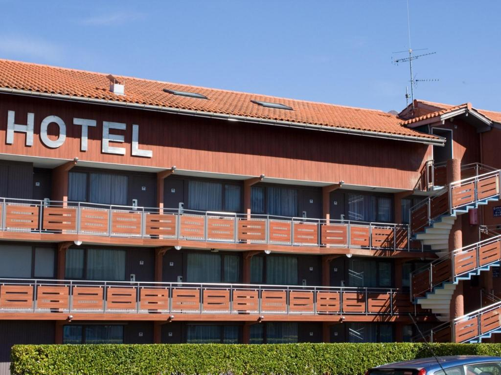 More about Inter-Hotel Amarys Biarritz