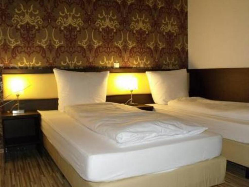 Double or Twin Room - Bed Cityhotel Ahlen Garni