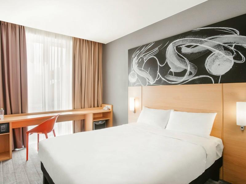 See all 18 photos Hotel ibis Moscow