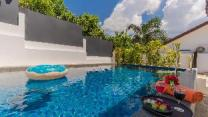Private pool villa 2 bedrooms