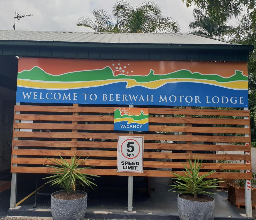 لودج موتور بيروا (Beerwah Motor Lodge)