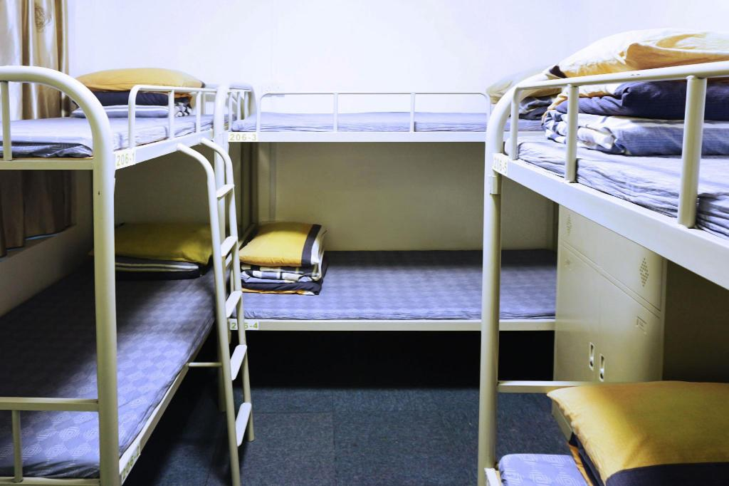 1 Person in 6-Bed Dormitory - Female Only