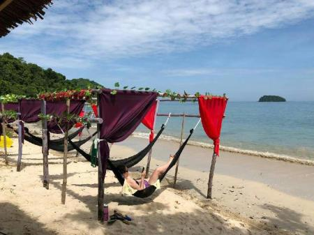Private beach Dragon Pearl Beach Resort