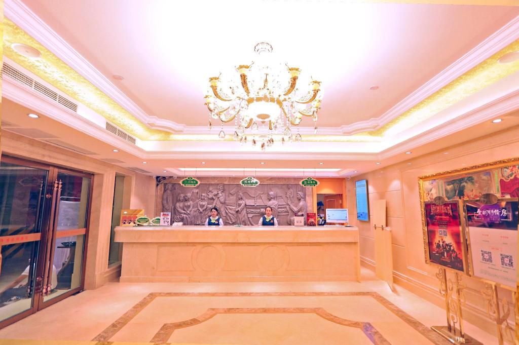Vienna Hotel Guangzhou Beijing Road Branch In China