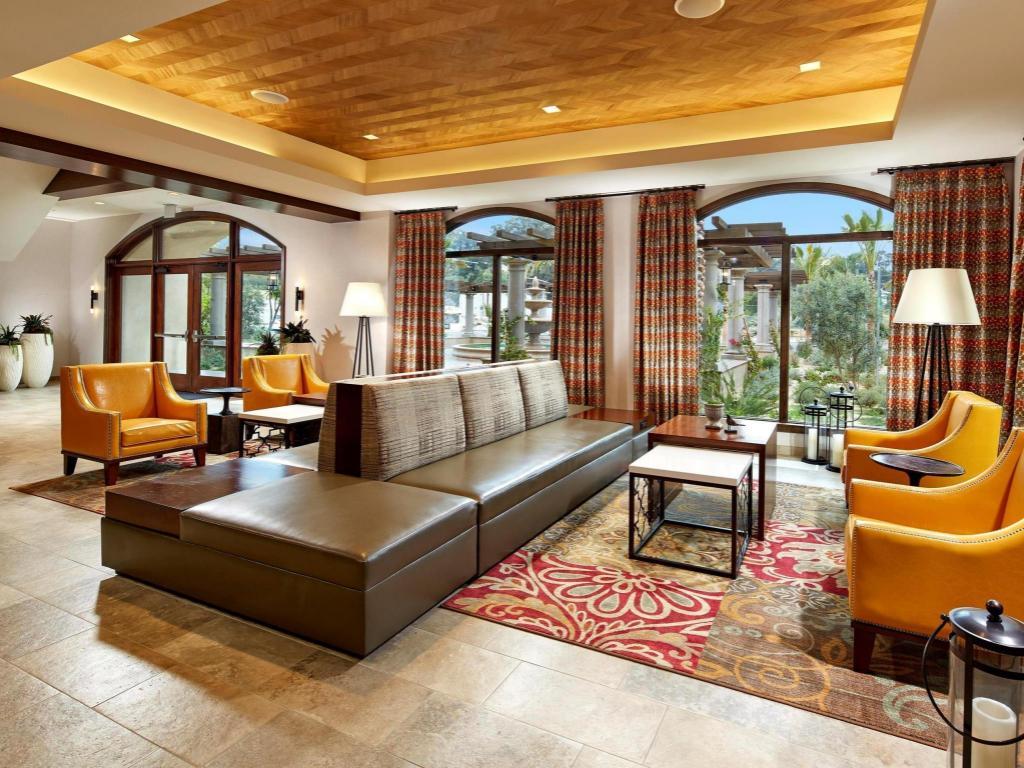 lobby hilton garden inn san diego old town seaworld area - Hilton Garden Inn San Diego Old Town