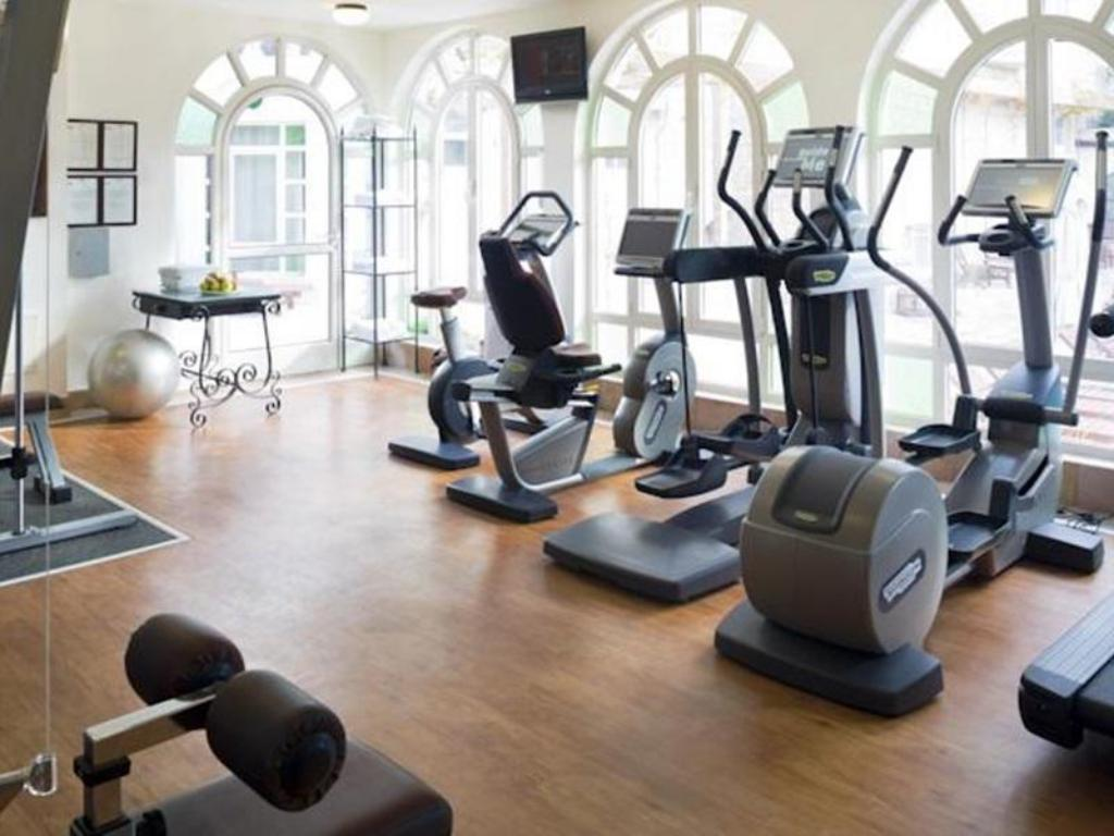 fitnesscentrum The American Colony Hotel - The Leading Hotels of the World