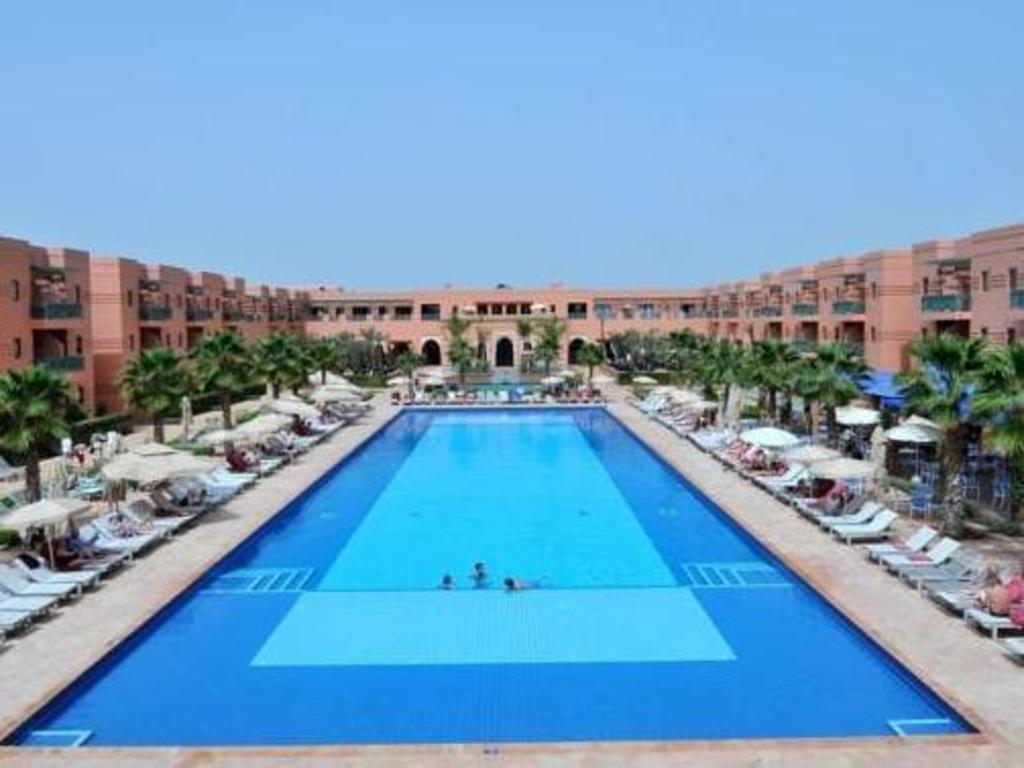 Les Jardins De L Agdal Hotel Spa Marrakech
