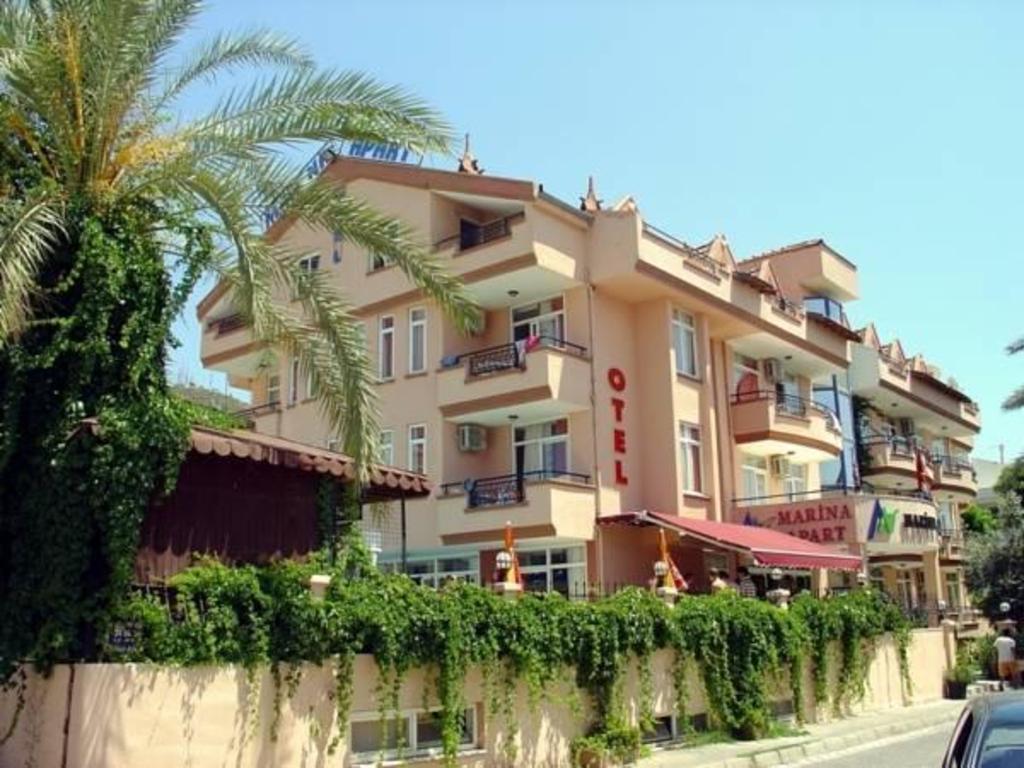 Best Price On Marina Apart Hotel In Marmaris   Reviews