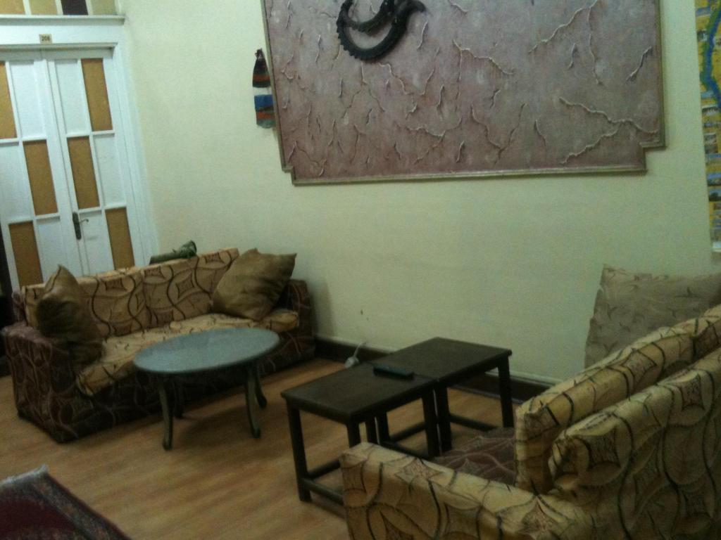 Фойє Miami Cairo Hostel