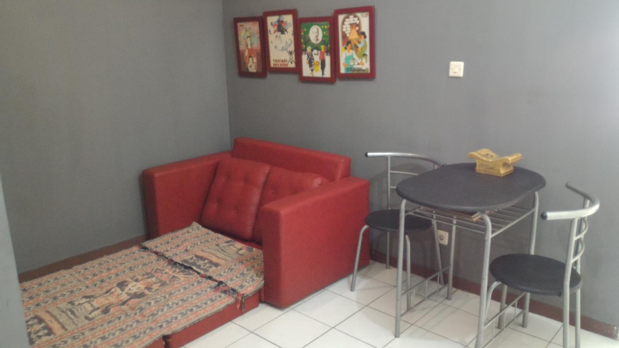 cozy room in buah batu park apartment by putri bandung room rh agoda com