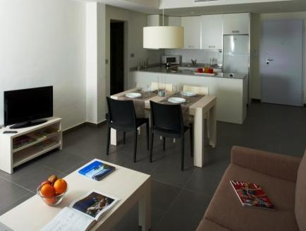1 Schlafzimmer Apartment (2-4 Erwachsene) (One-Bedroom Apartment (2-4 Adults))