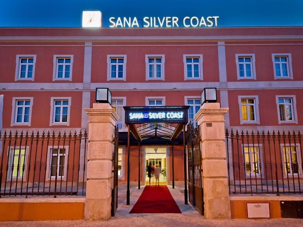 More about SANA Silver Coast Hotel