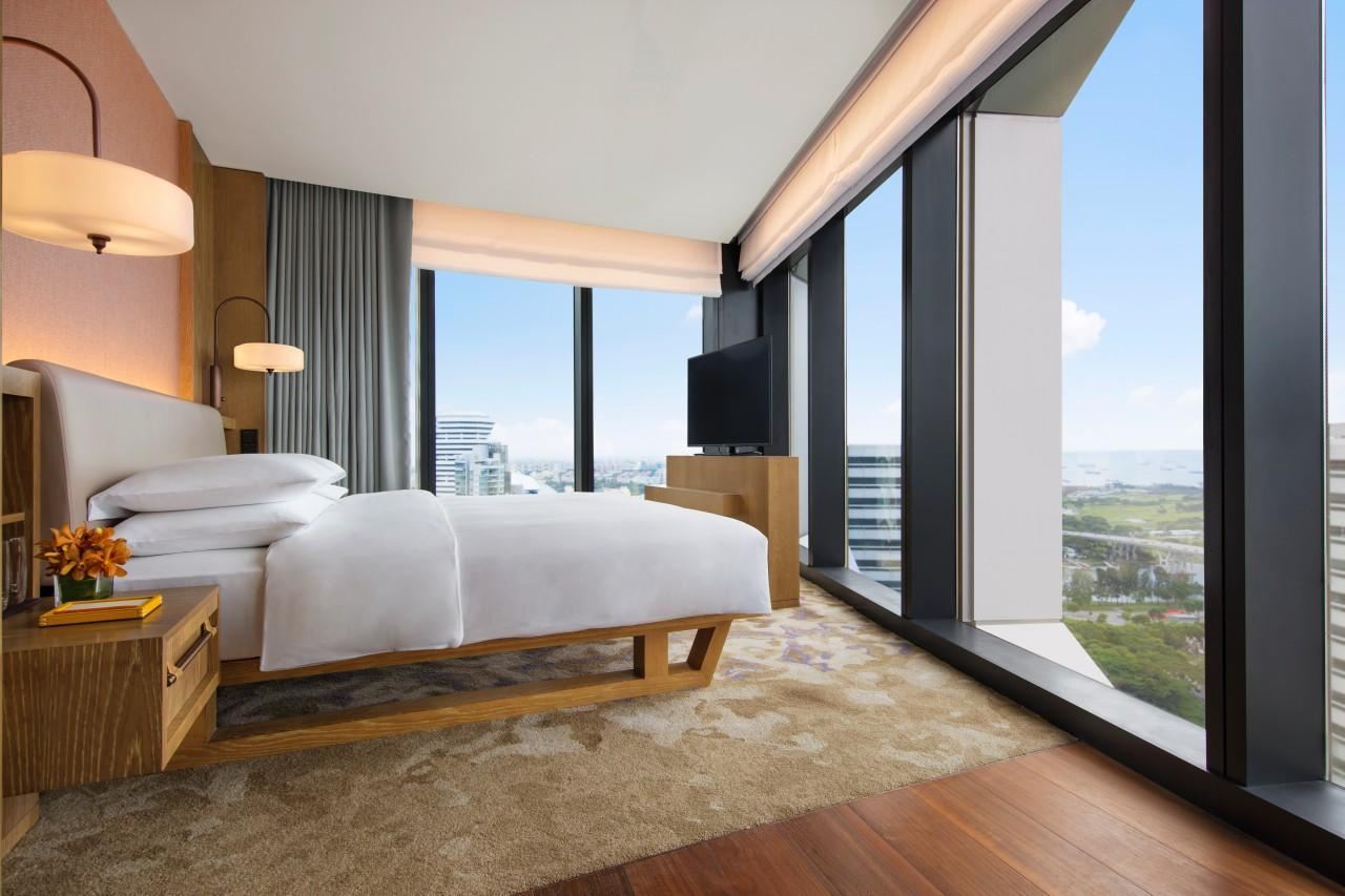 Andaz套房(特大床) (Andaz Suite King)