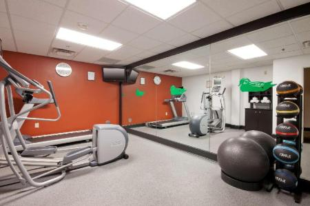 Fitness center Homewood Suites by Hilton Phoenix Chandler