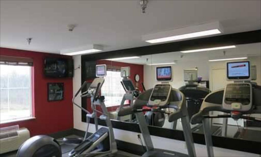 centre de fitness Homewood Suites by Hilton Huntsville Downtown