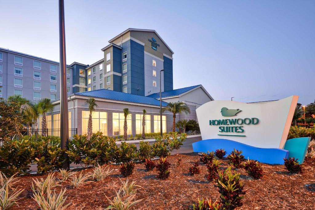 More about Homewood Suites by Hilton Orlando Theme Parks