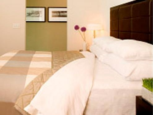 Suite Deluxe com 1 quarto com 2 camas de casal (Deluxe One Bedroom Suite with Two Double Beds)