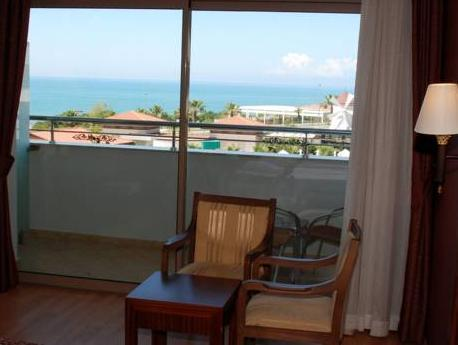 Superior Doppel- oder Zweibettzimmer mit Meerblick (Superior Double or Twin Room with Sea View)