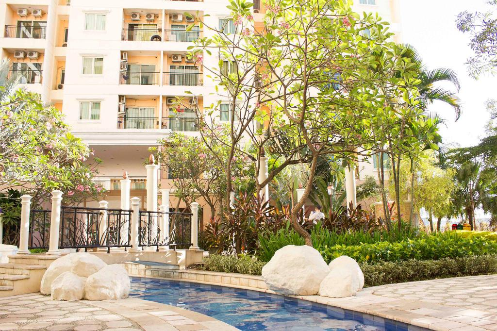 Apartment 2br At Mall Of Indonesia