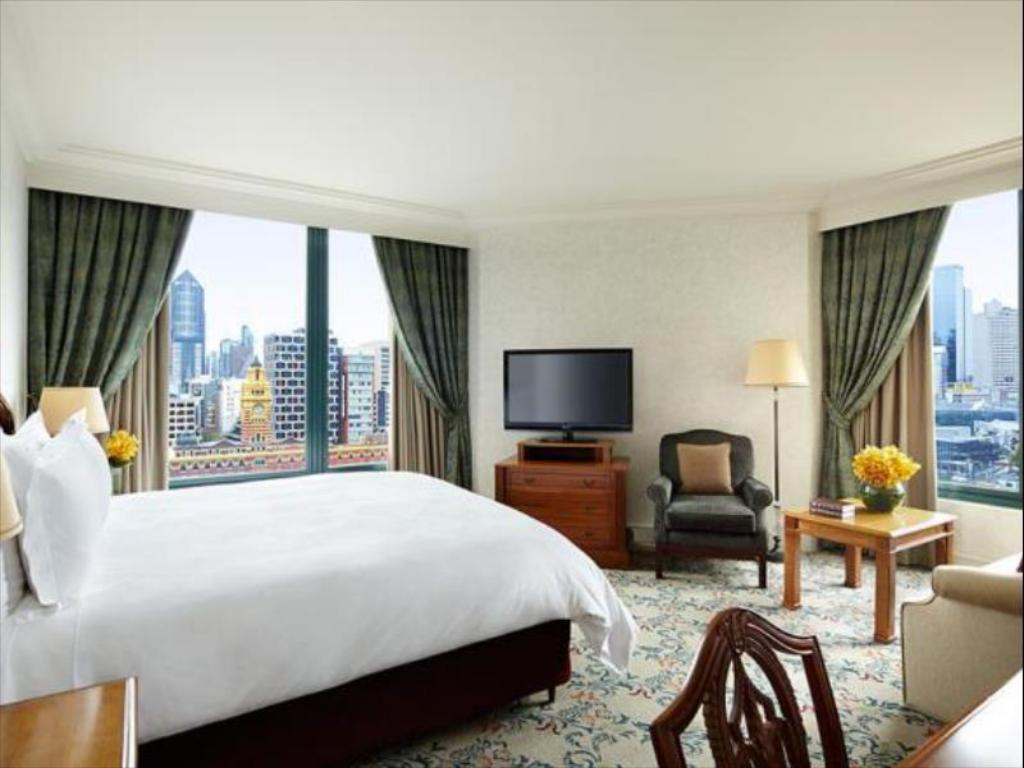 See all 40 photos The Langham Melbourne Hotel