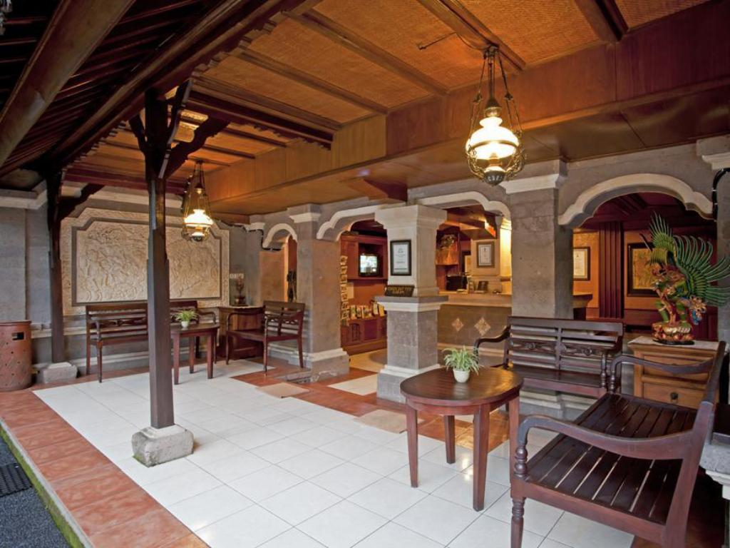 Lobby Artini 2 Cottages