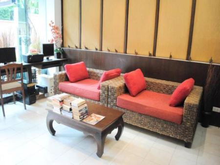 Lobby Arina Boutique Residence