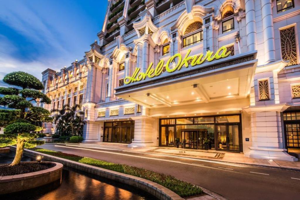 More About Hotel Okura Macau