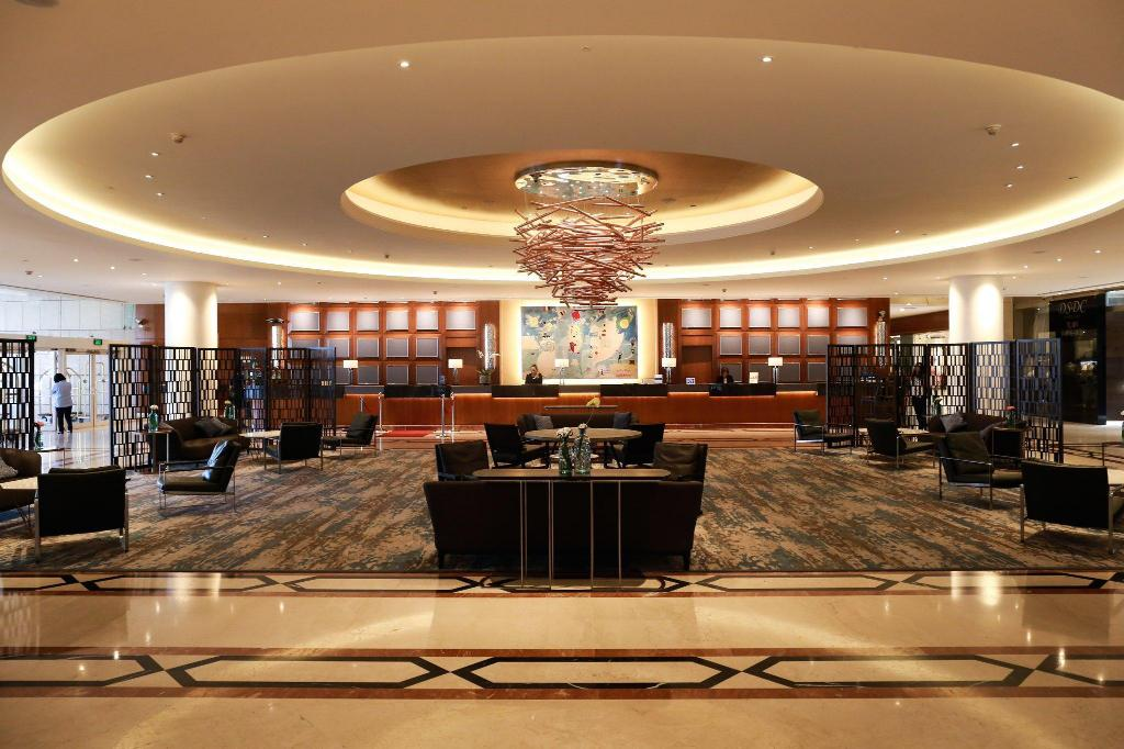 Foyer David InterContinental Tel Aviv