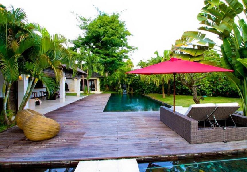 Das villa tom in bali buchen