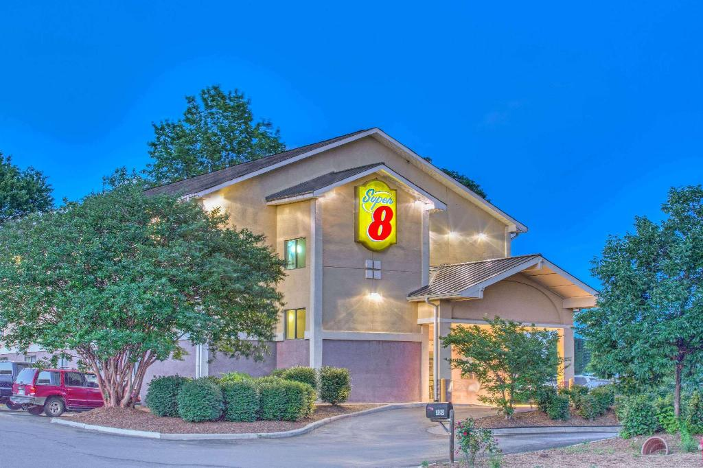 Super 8 By Wyndham Charlottesville