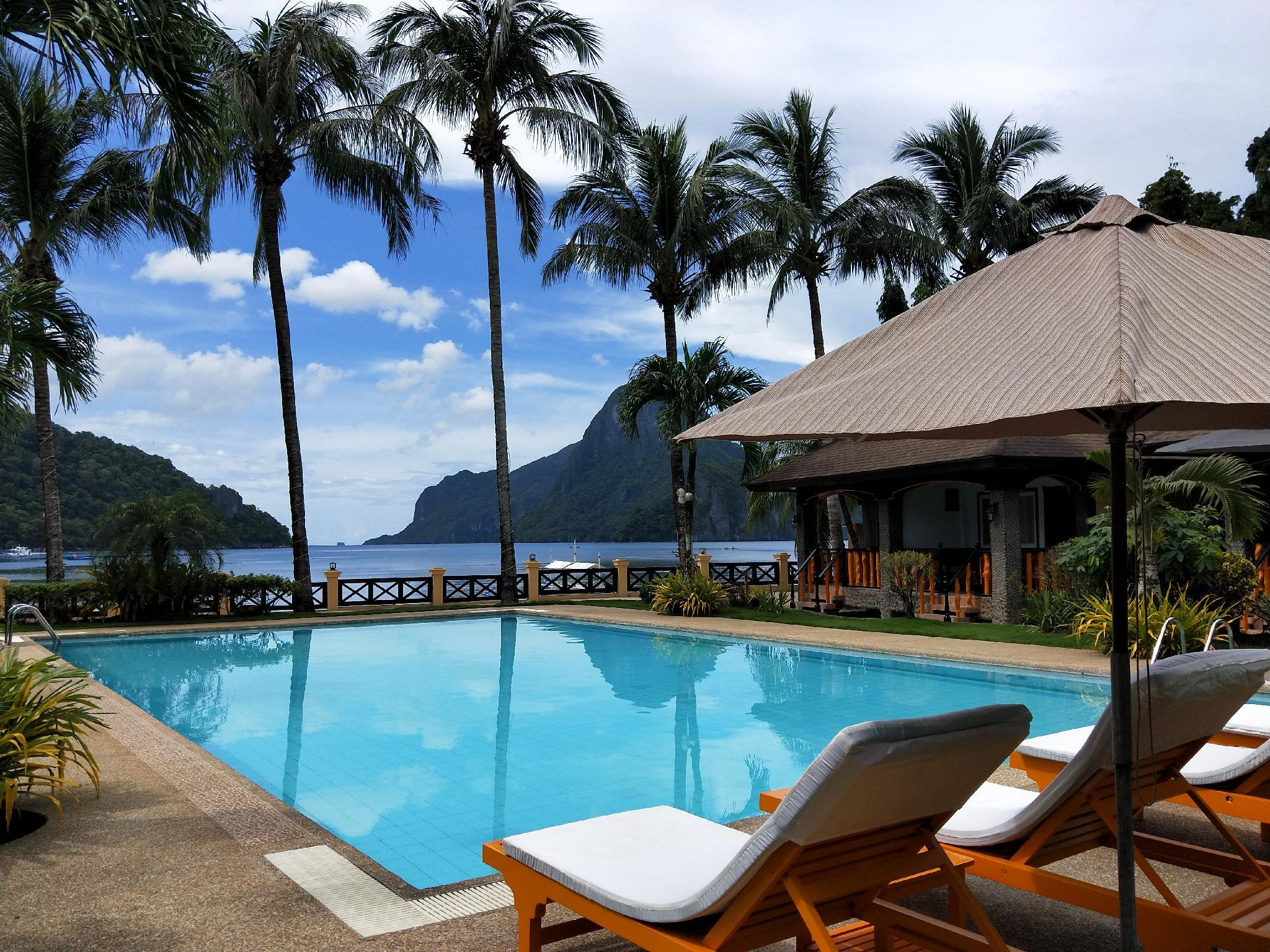 High Quality El Nido Garden Beach Resort Pictures