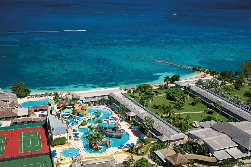 Экстерьер Sunscape Cove Montego Bay Resort and Spa - All Inclusive
