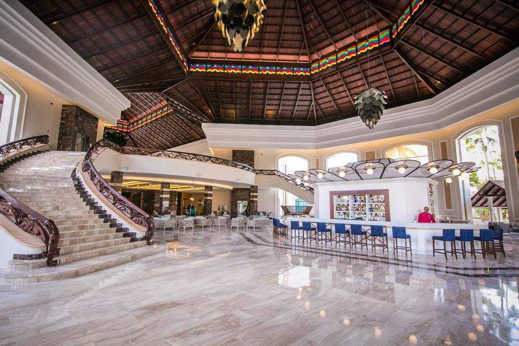 Empfangshalle Majestic Mirage Punta Cana, All Suites – All Inclusive