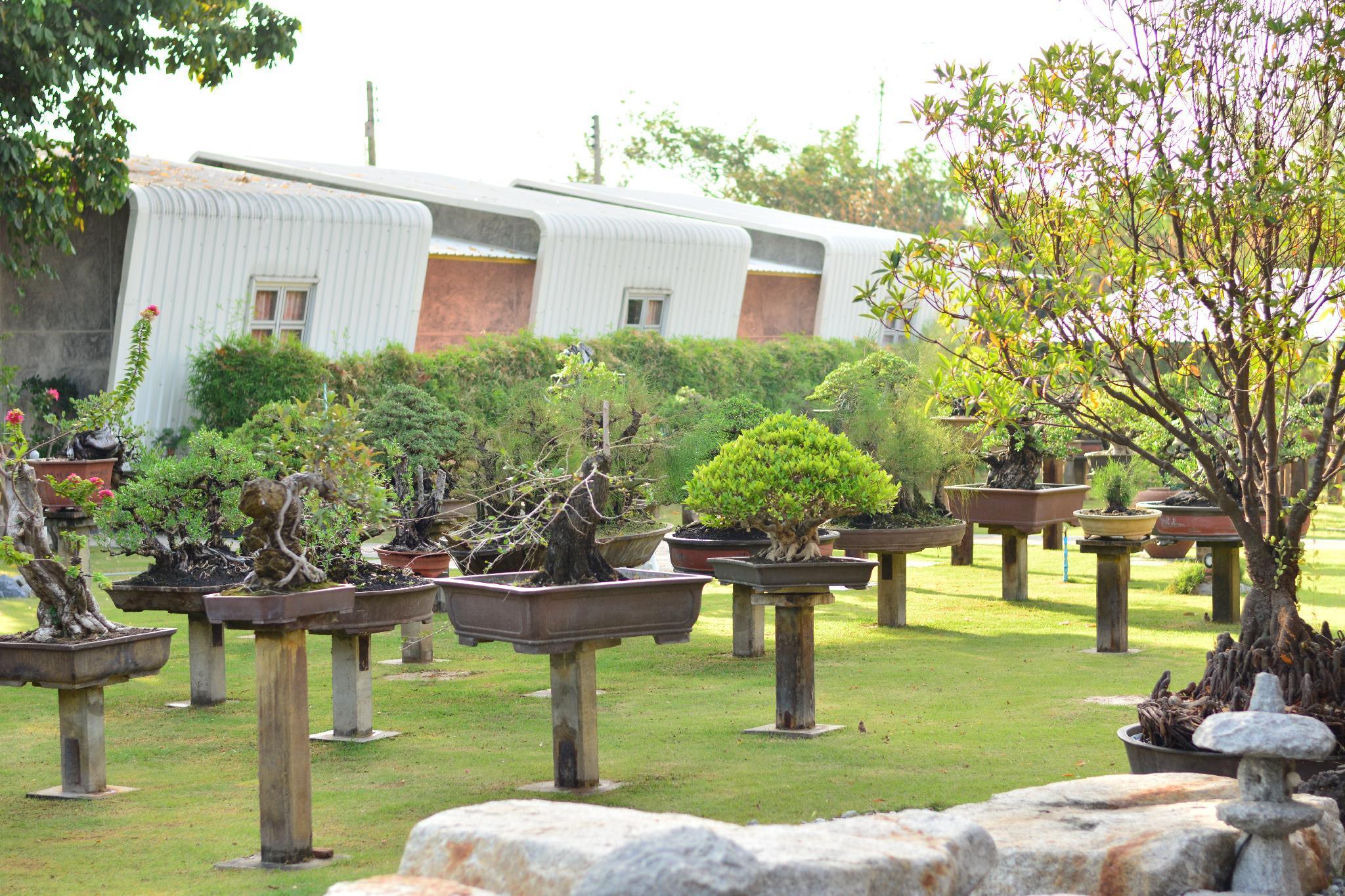 best price on 18 bonsai garden resort in rayong + reviews!