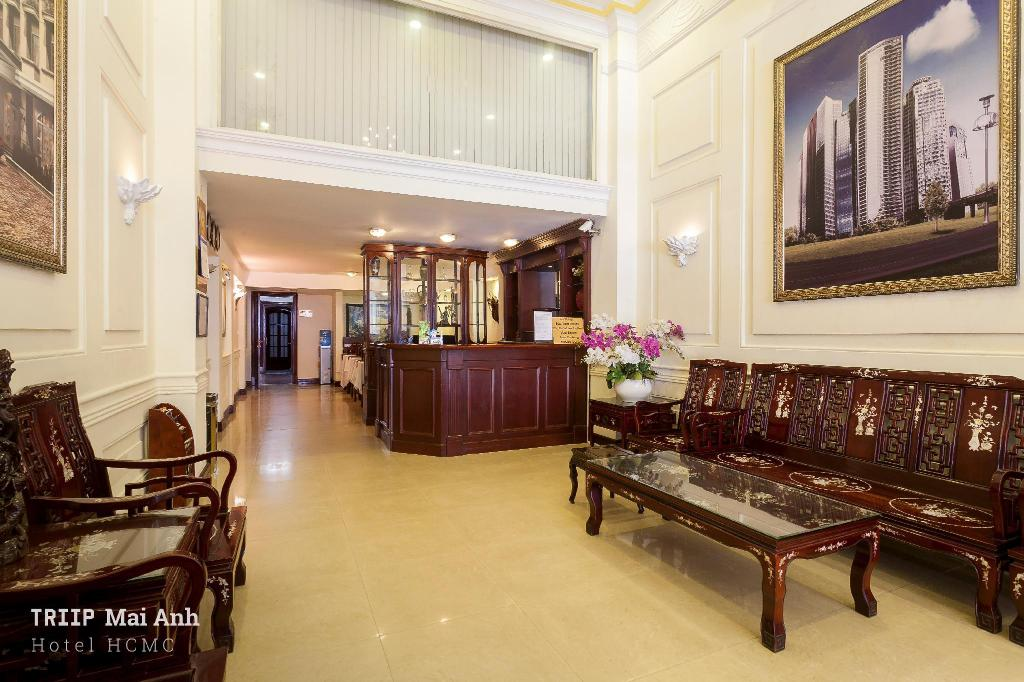 Lobby Mai Anh - New Light Hotel