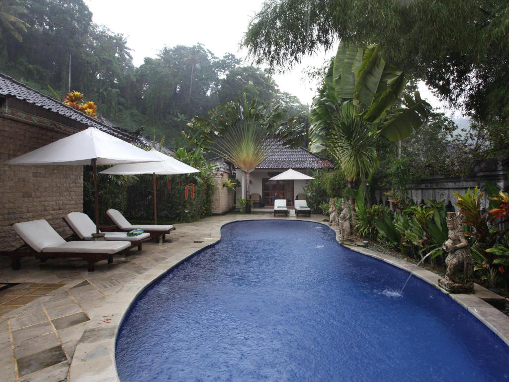Swimming pool [outdoor] Tirta Ayu Hotel & Restaurant Tirtagangga