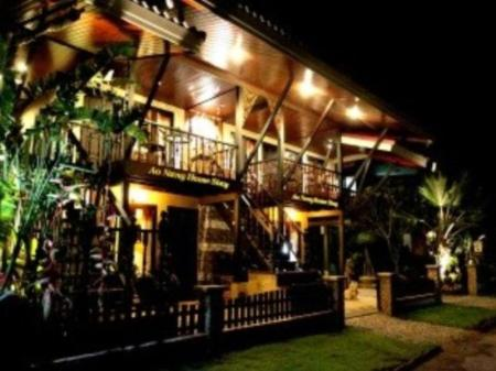 Vue intérieure Ao Nang Home Stay - Adult Only